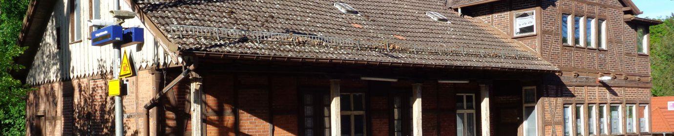 Historischer Bahnhof Hangelsberg
